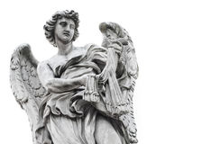 Standbeeld van engel royalty-vrije stock fotografie