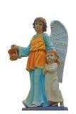 Standbeeld van engel royalty-vrije stock foto