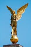 Standbeeld van engel Royalty-vrije Stock Afbeelding