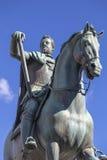 Standbeeld van Ferdinando I DE Medici royalty-vrije stock afbeeldingen