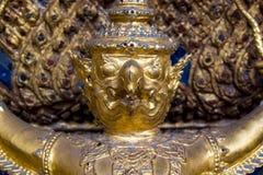 standbeeld van garuda Stock Foto