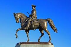 Standbeeld van George Washington Stock Foto's