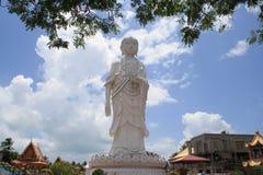 Standbeeld van grote Boedha Stock Fotografie