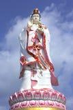 Standbeeld van Guanyin Stock Fotografie
