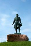 Standbeeld van Gustav Vasa Royalty-vrije Stock Afbeeldingen