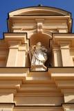 Standbeeld van heilige Royalty-vrije Stock Afbeeldingen