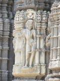 Standbeeld van Hindoese God Royalty-vrije Stock Fotografie