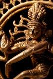Standbeeld van Indische Hindoese god Shiva Royalty-vrije Stock Afbeelding