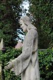 Standbeeld van Jesus royalty-vrije stock foto