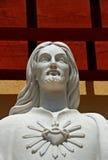 Standbeeld van Jesus Royalty-vrije Stock Afbeelding