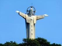 Standbeeld van Jesus-Christus Stock Foto's