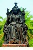 Standbeeld van koningin Victoria Stock Afbeeldingen