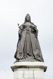 Standbeeld van Koningin Victoria Royalty-vrije Stock Afbeeldingen