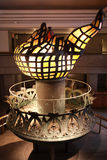 Standbeeld van Liberty Torch Stock Afbeeldingen