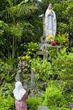Standbeeld van Maagdelijke Mary Royalty-vrije Stock Fotografie