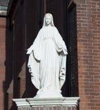 Standbeeld van Mary Stock Foto's