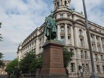 standbeeld van minister Henry Cooke in Belfast stock foto's