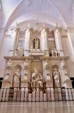 Standbeeld van Mozes door Michelangelo royalty-vrije stock foto