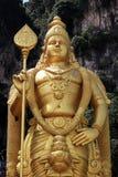 Standbeeld van Murugan (de God van de Hindi) Royalty-vrije Stock Afbeeldingen
