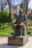 Standbeeld van Mustafa Kemal Ataturk Stock Foto