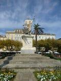 Standbeeld van Napoleon Bonaparte stock afbeelding