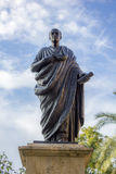 Standbeeld van Seneca in Cordoba Stock Foto