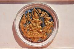 Standbeeld van Surya Royalty-vrije Stock Afbeelding