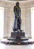 Standbeeld van Thomas Jefferson Royalty-vrije Stock Afbeelding