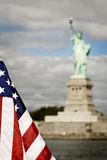 Standbeeld van Vrijheid Stock Foto