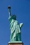 Standbeeld van vrijheid, de stad van New York Royalty-vrije Stock Foto's