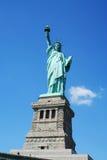 Standbeeld van Vrijheid in New York Stock Afbeelding