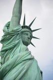 Standbeeld van vrijheid, New York Stock Afbeeldingen