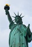 Standbeeld van vrijheid, New York Royalty-vrije Stock Foto