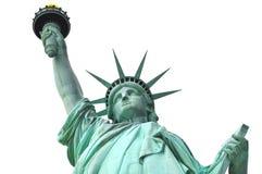 Standbeeld van vrijheid, New York, Stock Foto's