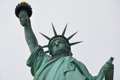 Standbeeld van vrijheid, New York, Stock Afbeelding