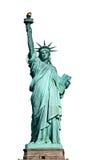 Standbeeld van Vrijheid. New York, de V.S. stock afbeeldingen