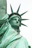 Standbeeld van Vrijheid in New York de V.S. Stock Afbeelding