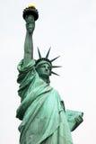 Standbeeld van Vrijheid in New York de V.S. Royalty-vrije Stock Foto's