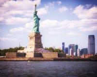 Standbeeld van Vrijheid, New York, NY royalty-vrije stock fotografie