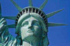 Standbeeld van Vrijheid, NYC royalty-vrije stock fotografie