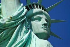 Standbeeld van Vrijheid, NYC royalty-vrije stock foto's
