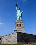 Standbeeld van Vrijheid, NYC stock afbeelding