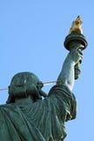 Standbeeld van Vrijheid in Odaiba Royalty-vrije Stock Foto