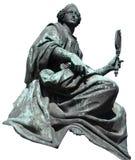 Standbeeld van vrouw Stock Fotografie