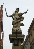 Standbeeld van vrouw Royalty-vrije Stock Fotografie