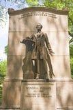 Standbeeld van Wendell Phillips royalty-vrije stock fotografie