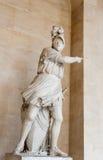 Standbeeld in Versailles Stock Foto