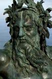 Standbeeld in Versailles Stock Afbeeldingen