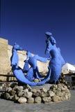 Standbeelden Tunesië Royalty-vrije Stock Afbeeldingen