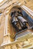 Standbeelden van de Orsanmichele-kerk in Florence royalty-vrije stock fotografie